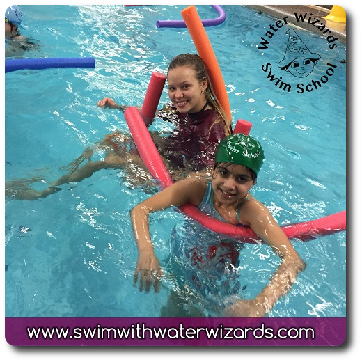 Children's swimming lessons for all abilities in Northampton