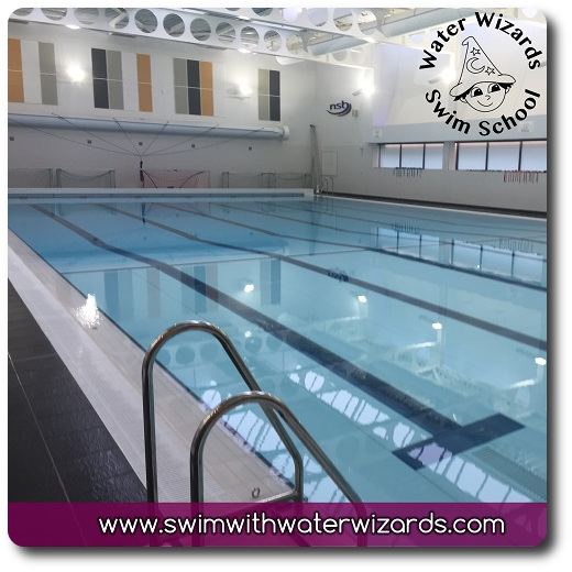 Children's swimming lessons in Northampton at Northampton School for Boys (NSB)